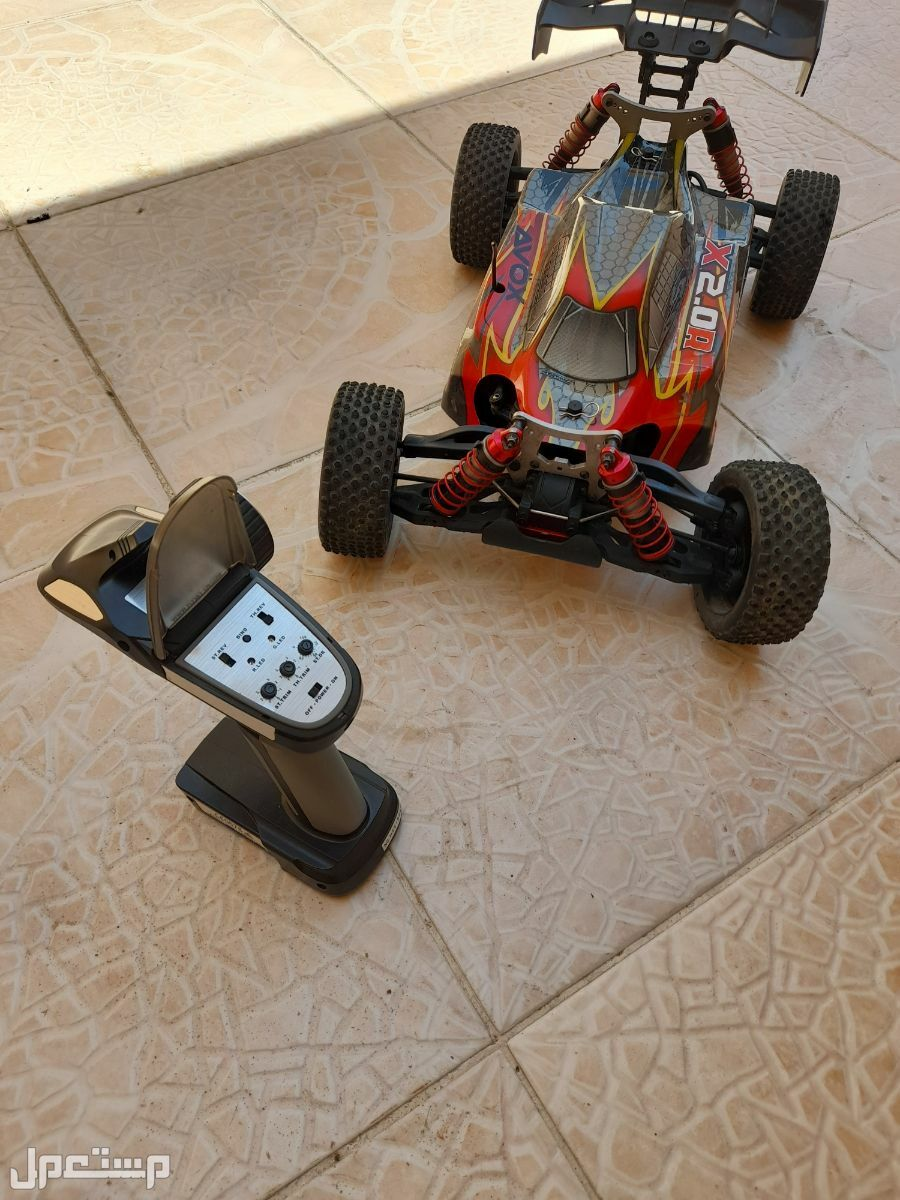 سيارة ريموت كنترول 4x4 للكبار احترافيه 2