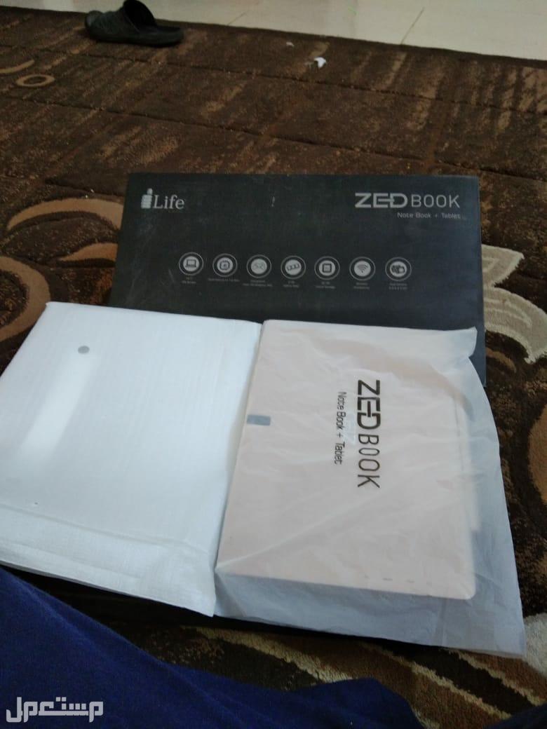 لاب توب ZEDbook