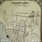 للبيييع أرض بمخطط 2/128 الكوثر بعزيزية الخبر مساحة الأرض 265م رقم الأرض 483
