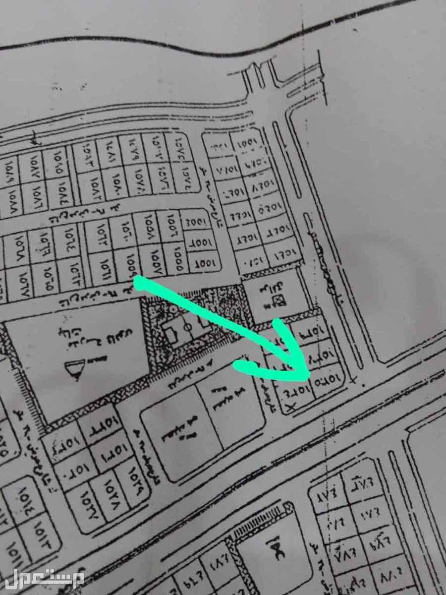 اقوى عرض أرض تجارية في جده شارعين 60 و 32 بسعر 400 ألف