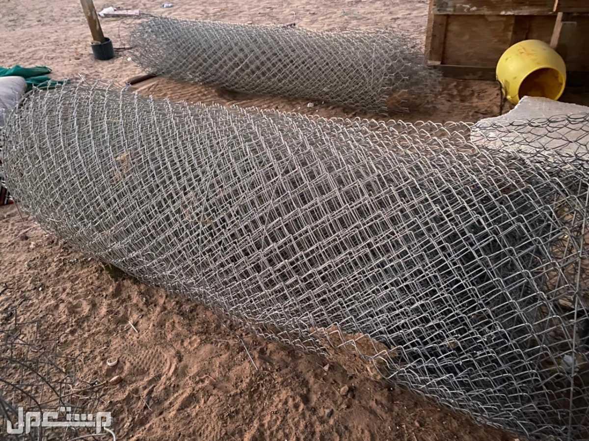 شبوك مزارع لفات نظيف 170متر ارتفاع 2 متر