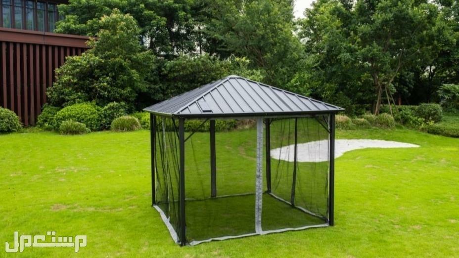 خيمة جديده بالكرتون قماس ممتاز يتحمل الحرارة والرطوبة العالية