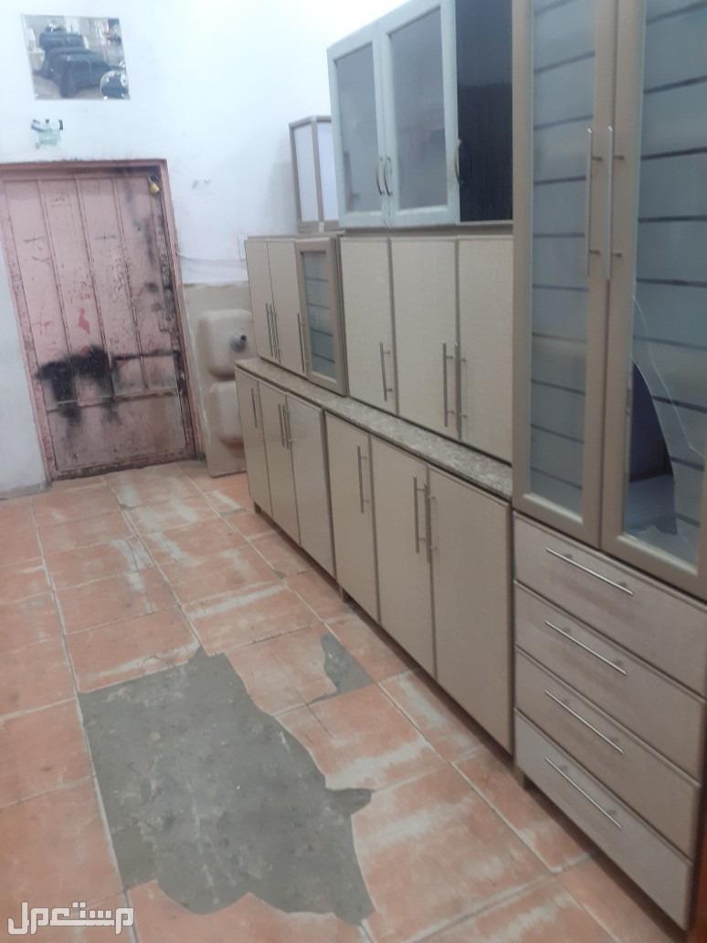 مطبخ مستعمله وجديد للبيع