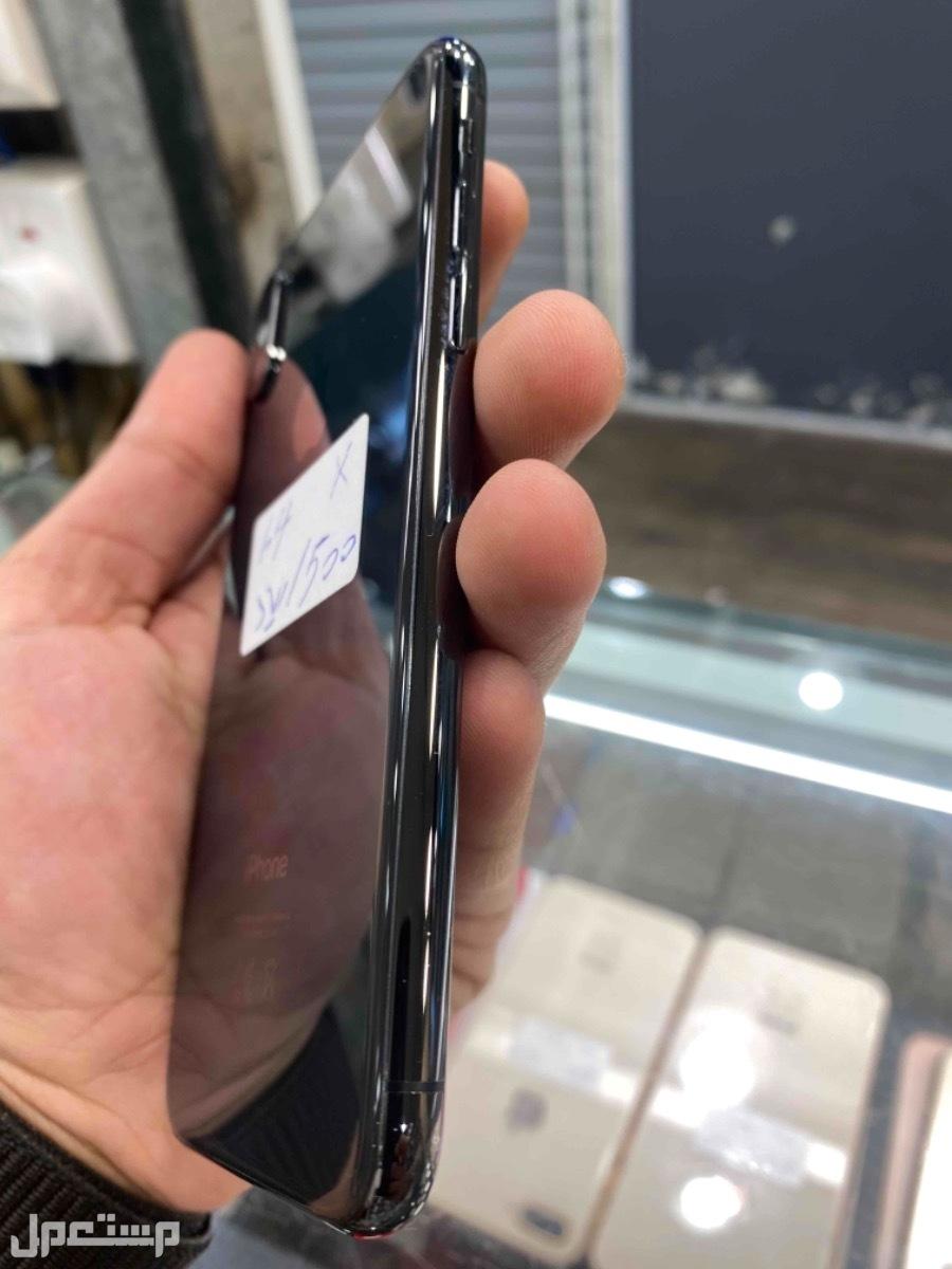 للبيع ايفون اكس 64 مستخدم نظيف