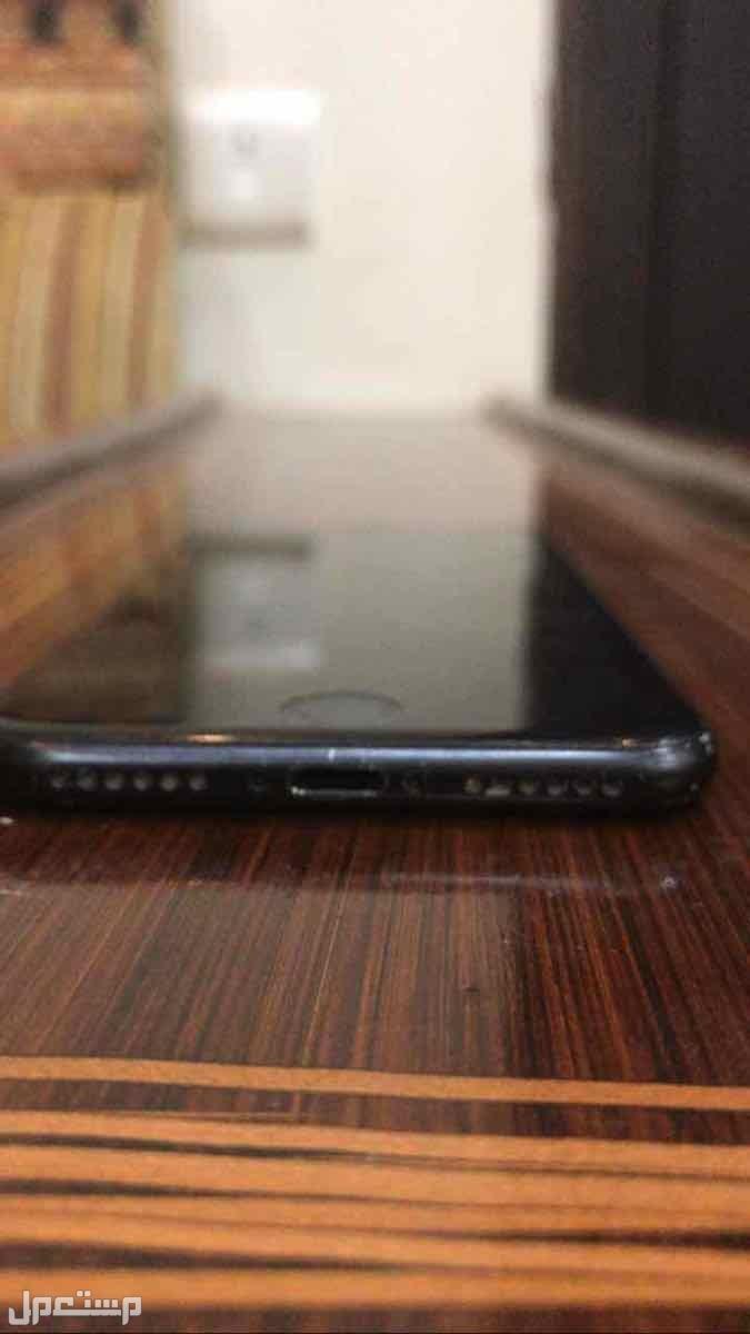 ايفون7 عادي 128 قيقا نسبه البطاريه75 مافك بدون كرتون
