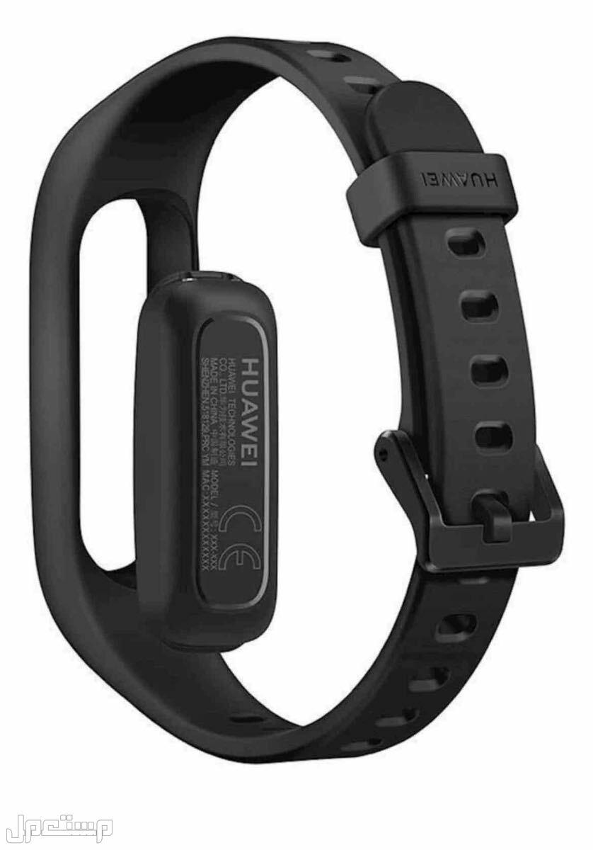 جهاز تتبع اللياقة البدنية الذكي باند 3E أسود