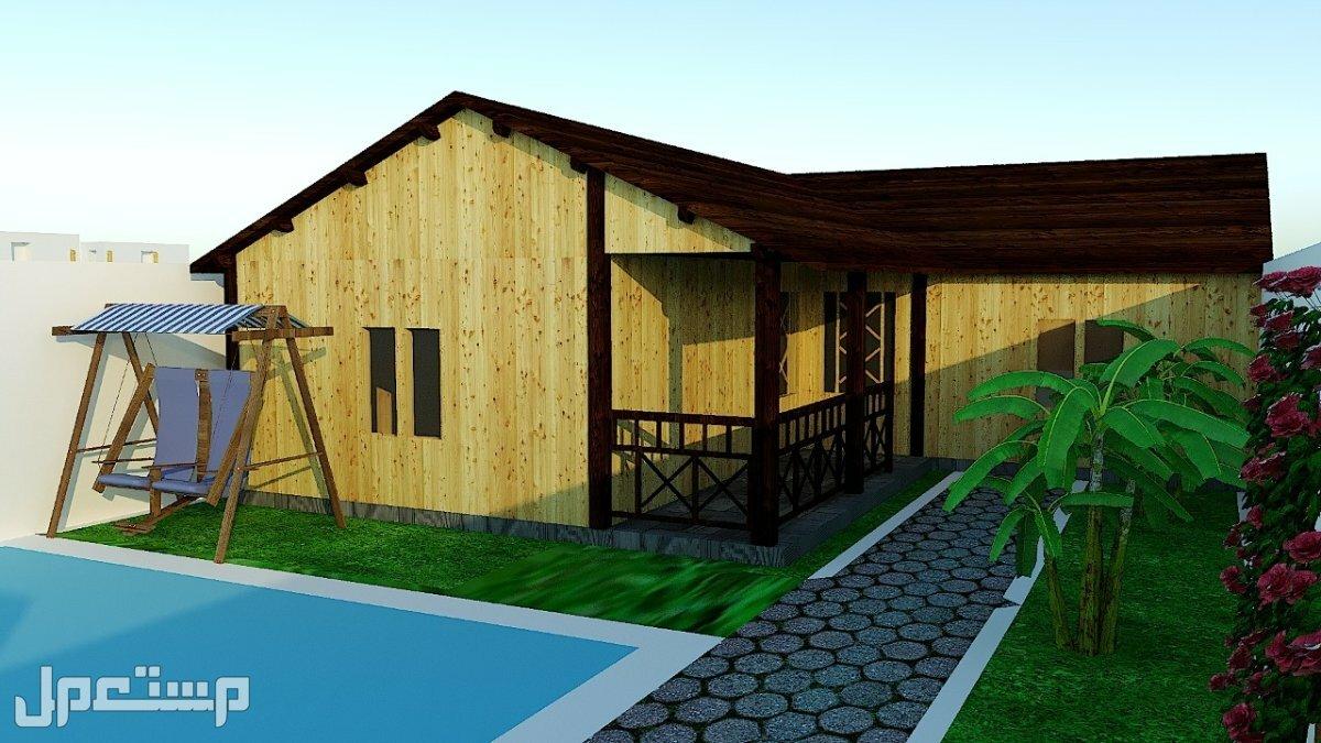 اكواخ الجهني لتصميم و تصنيع جميع انواع الاكواخ الريفي