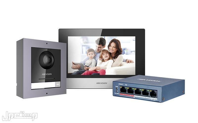 hikvision intercom ip system