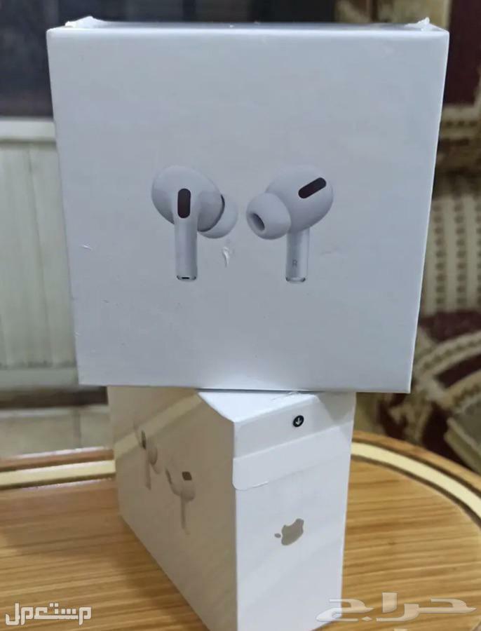 سماعة ابل ايربودز برو apple AirPods Pro طبق الاصل جودة عاليه