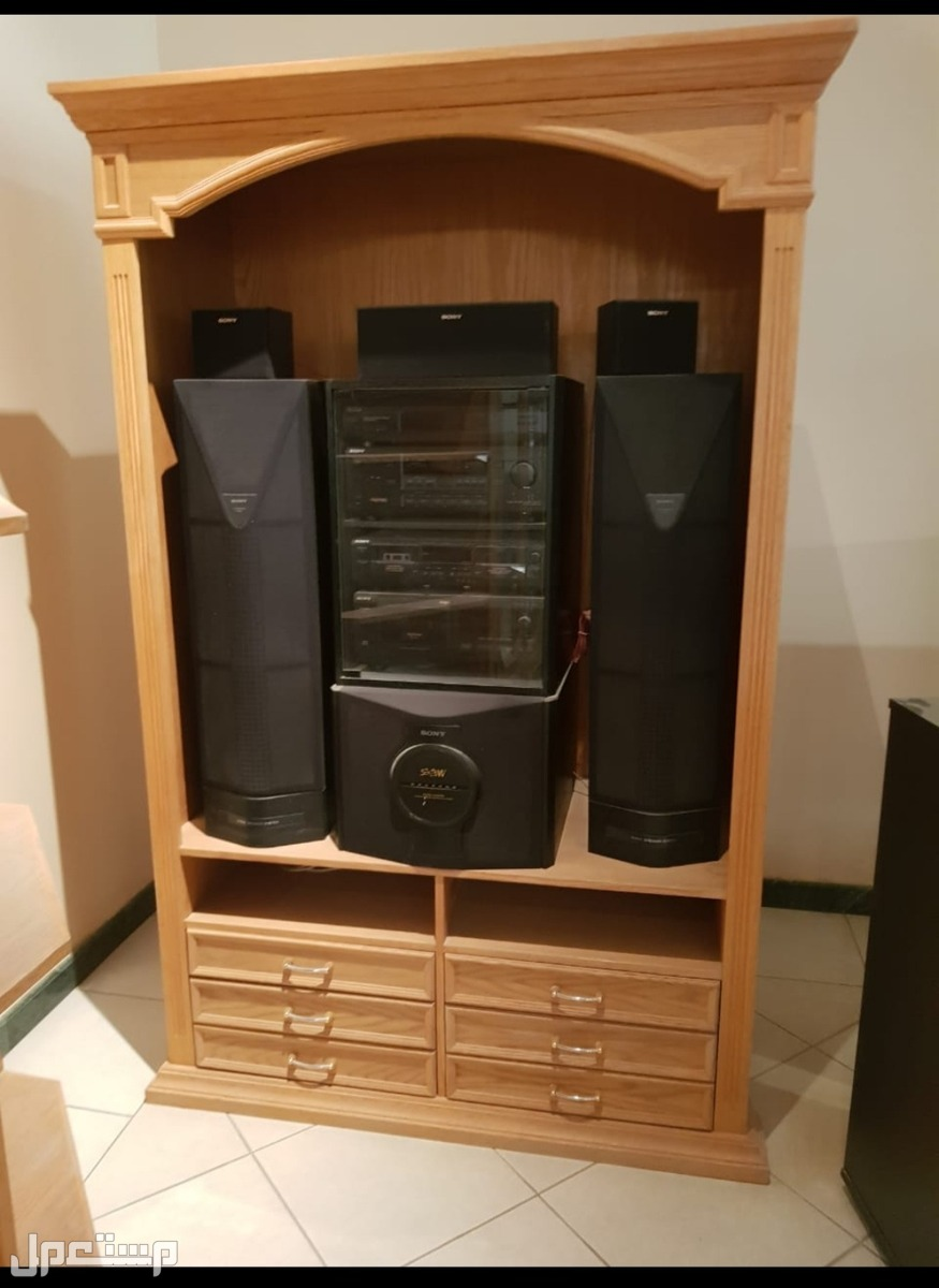 سوني ستيريو سيستم Sony stereo system