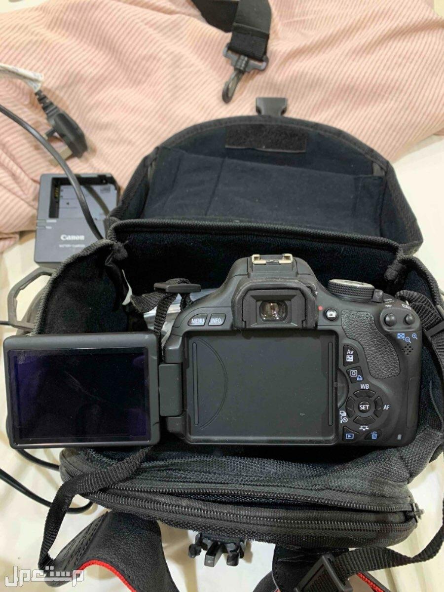 كاميرا كانون مستعمل جدة