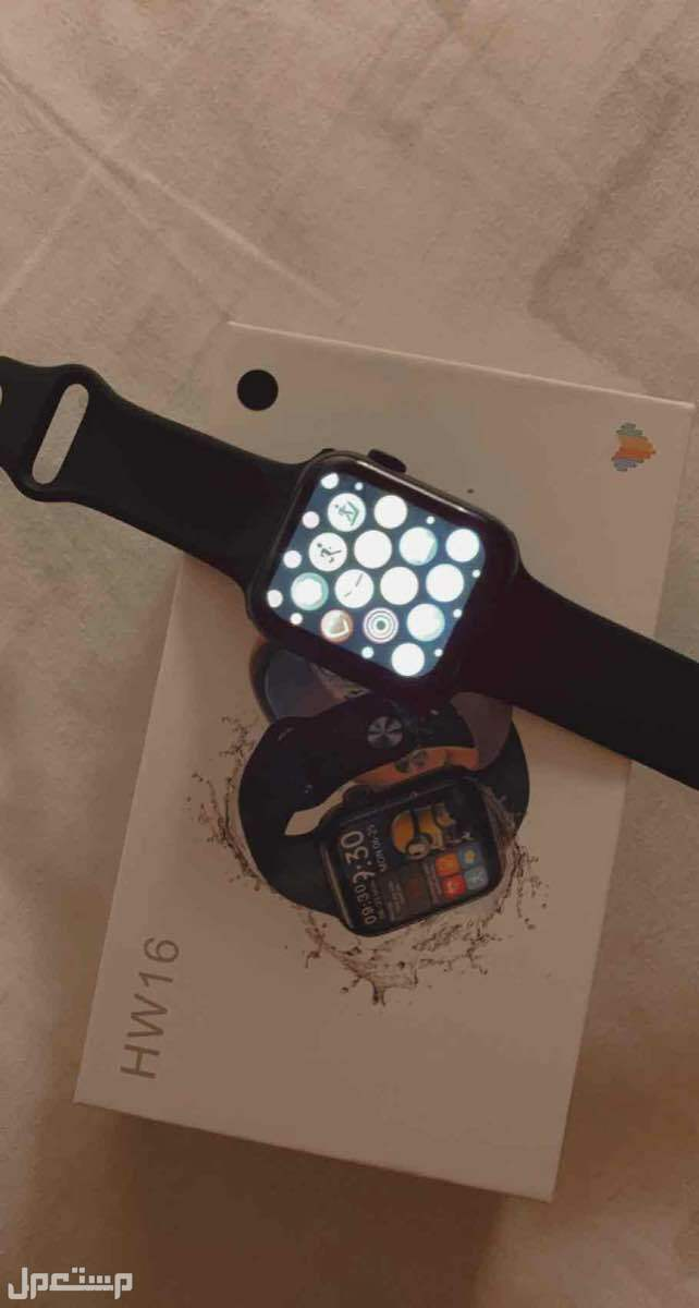 new hw16 smartwatch