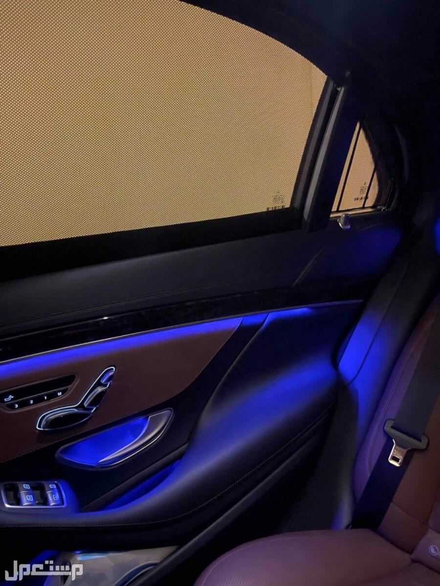 مرسيدس بنز S-Class 2017 مستعملة للبيع