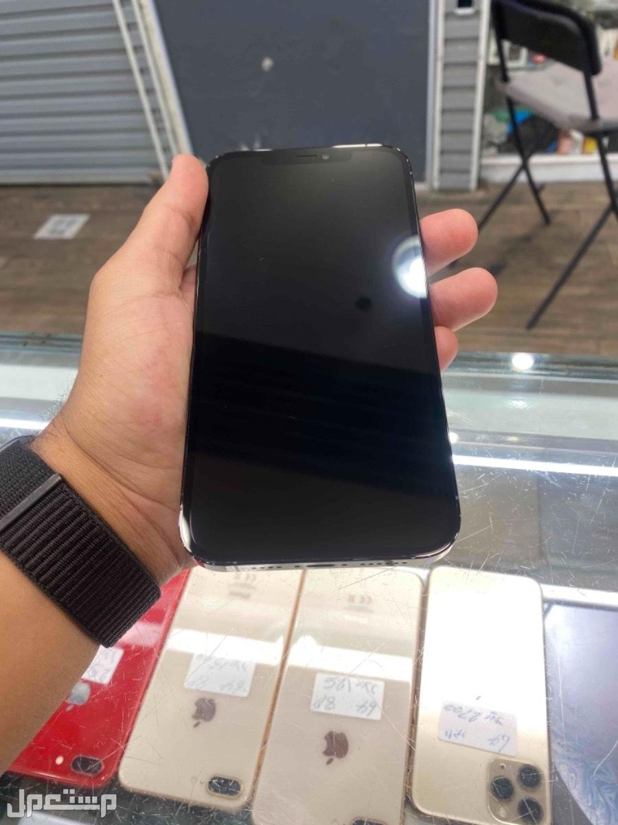 للبيع ايفون 12 برو ماكس 256 مستخدم