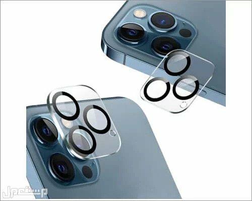 واقي لعدسة الكاميرا لهاتف ايفون 11 برو و ايفون 11