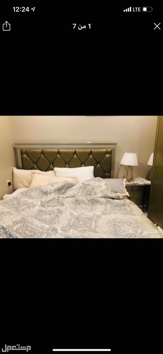 غرفة نوم غرف نوم سرير بدون مرتبه