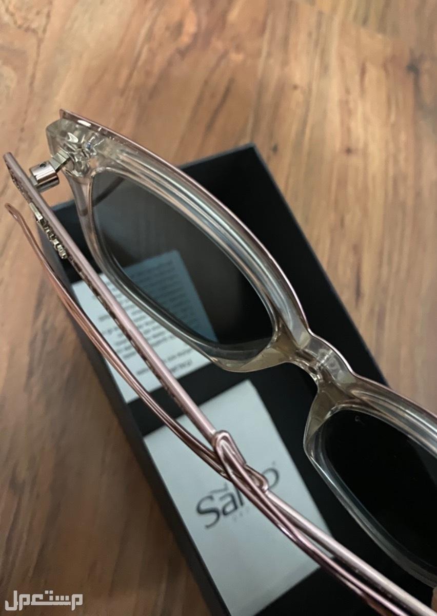 نظارة ديور بنات اصلية وقليلة الاستخدام بلا خدوش