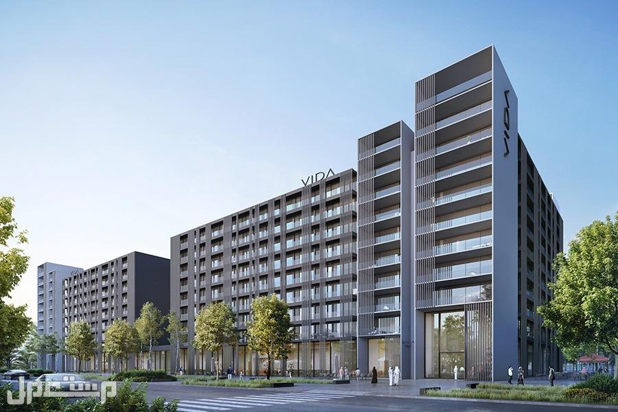 فيدا رزيدنس الجادة يعتبر أول مساكن فاخرة في مشروع الجادة بالشارقة احجز الان