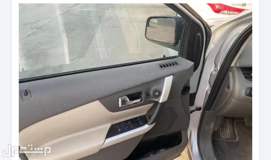 فورد ايدج 2013 مستعملة للبيع نضافه الداخليه