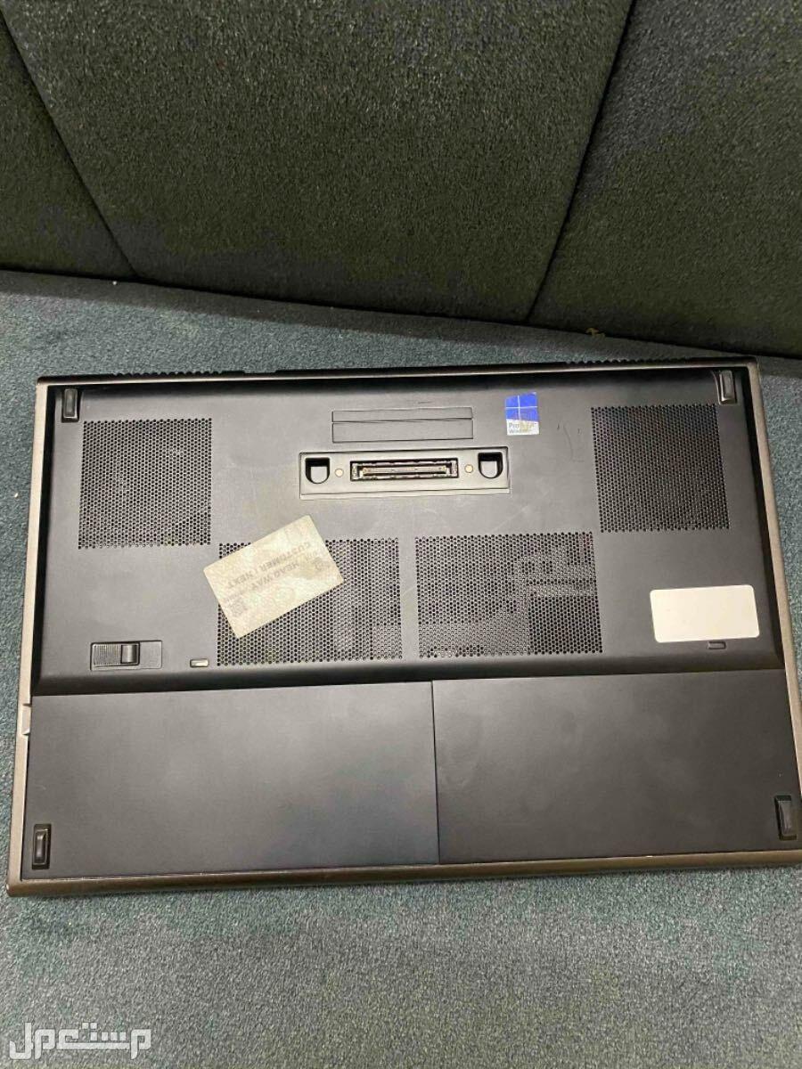 للبيع لابتوب ديل M4800  رام 32 مستعمل نظيف شبه جديد