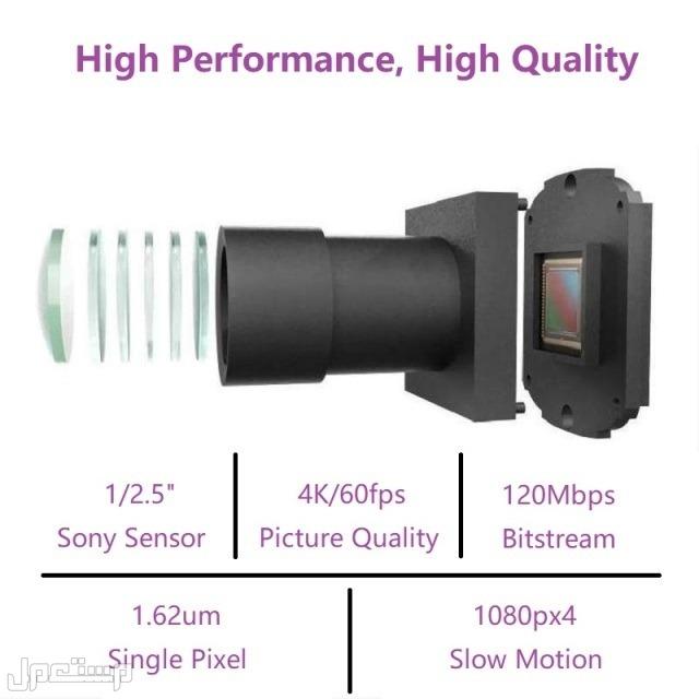 كاميرا أكشن مع جيمبل Feiyutech Pocket من متجر بروفيلم.