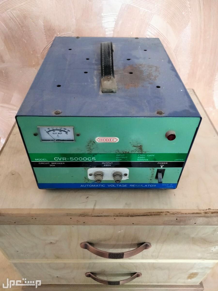 جهاز تثبيت التيار الكهربائي استبليزر لمبه اشارة يمين