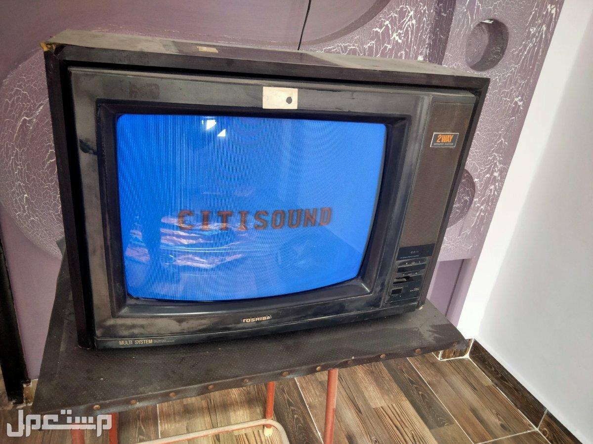 تليفزيون 21 توشيبا