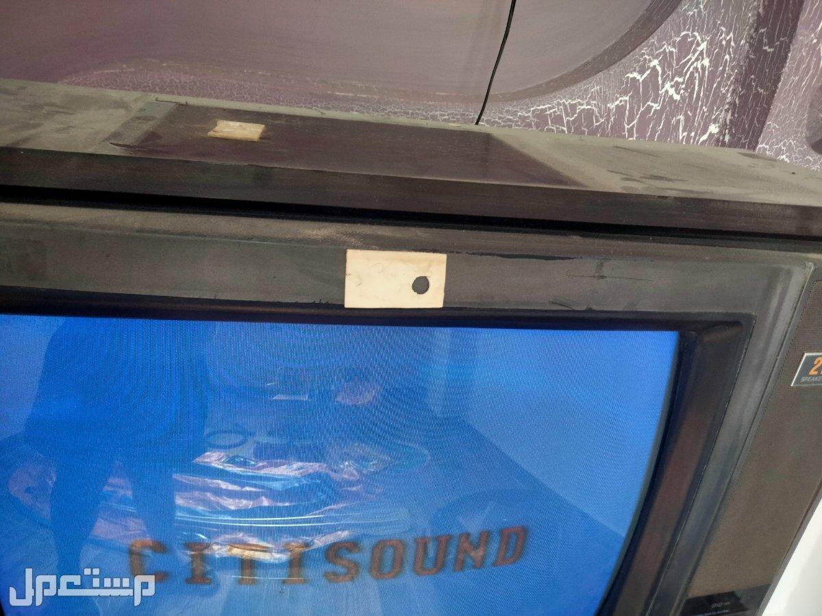 تليفزيون 21 توشيبا استيكرز لزقه رسيفير