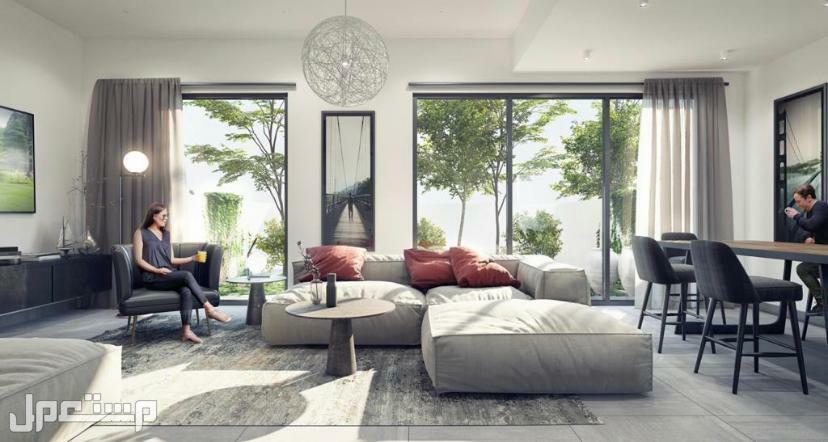 تملك شقتك للسكن أو الاستثمار بمقدم 10% بداون تاون الشارقة اطلالة مميزة