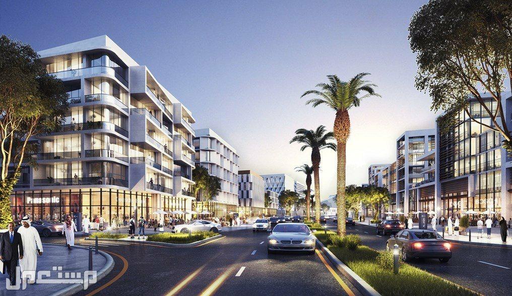 تملك شقتك للسكن أو الاستثمار بمقدم 10% بداون تاون الشارقة موقع مميز