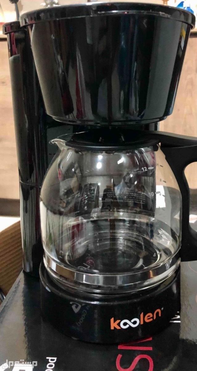 اله بانكيك او مصابيب ومكينه قهوه