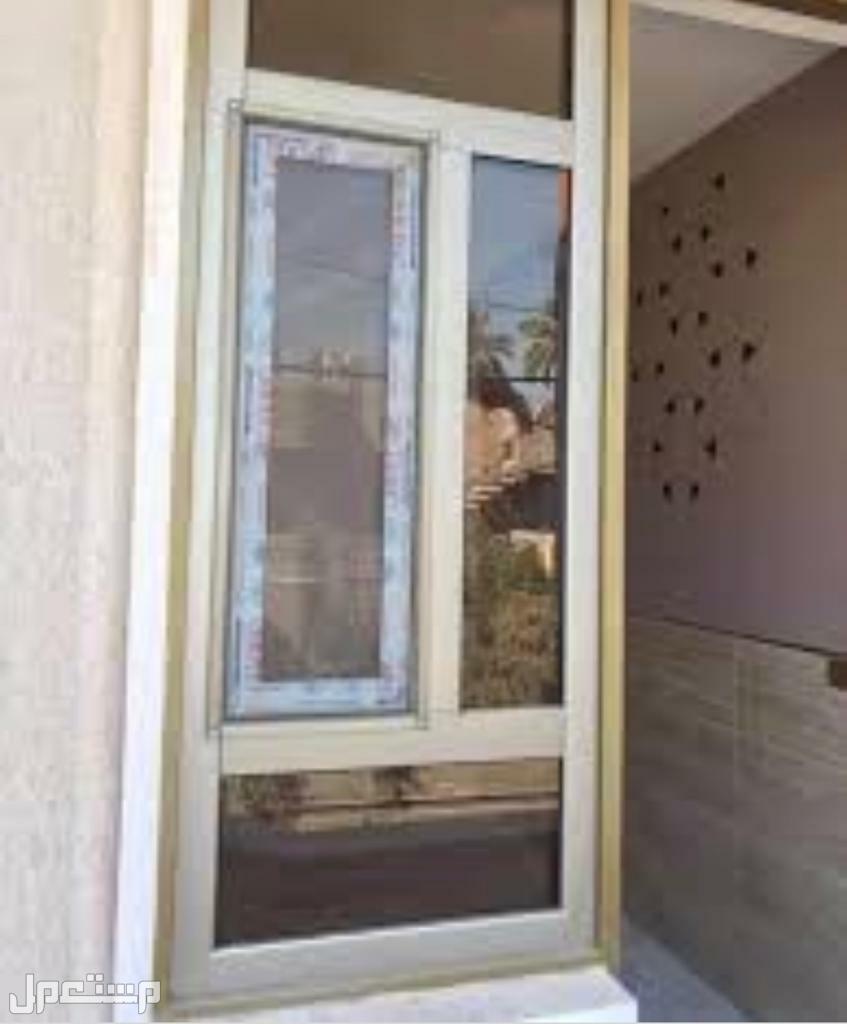صيانة جميع اعطال الالمنيوم والزجاج