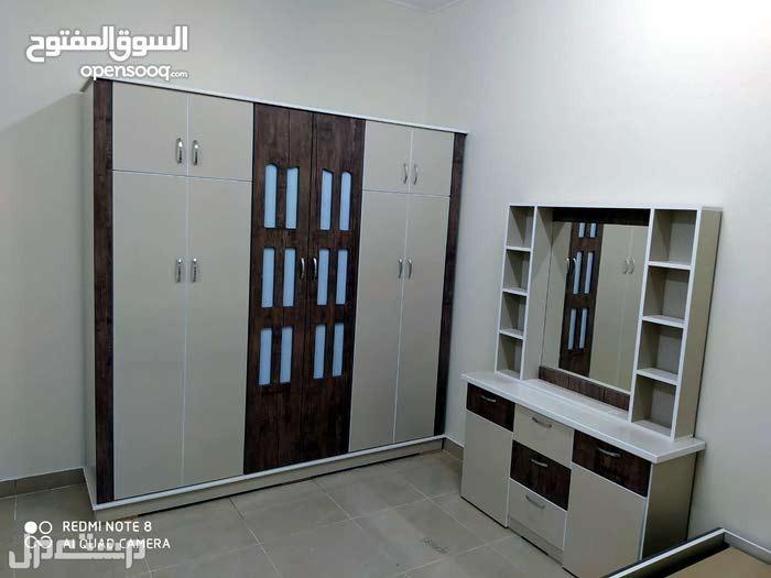 غرف نوم نفرين وطني جديد 1600 الرياض شامل التوصيل وتركيب