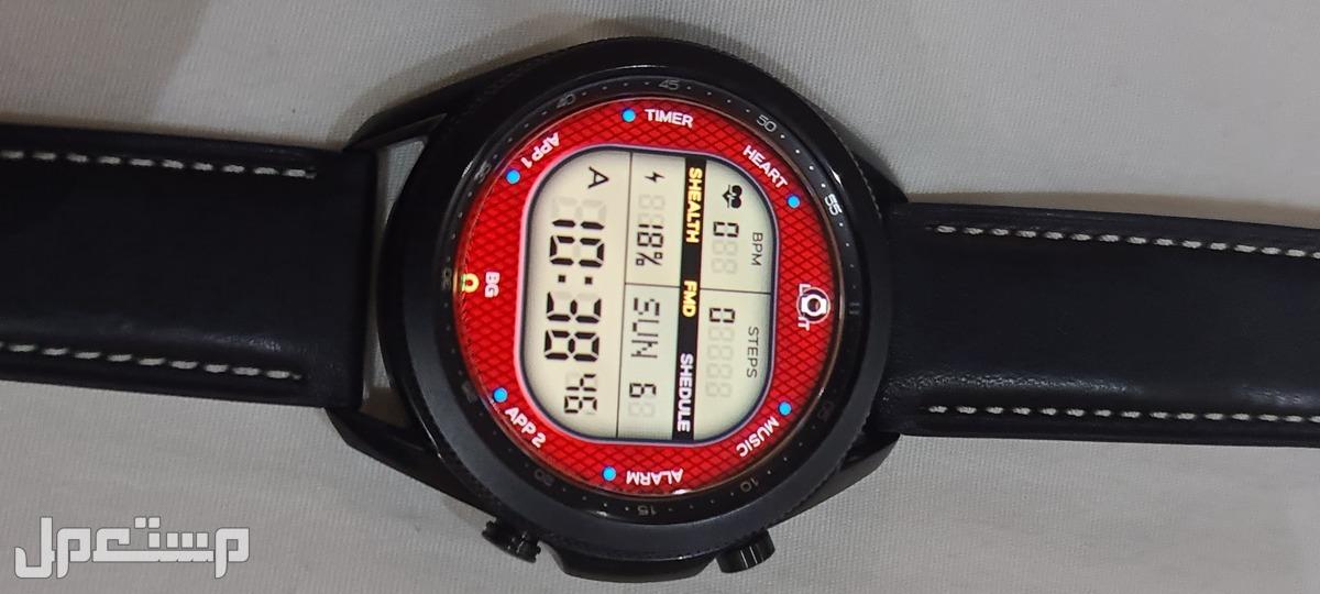 ساعة سامسونج watch 3