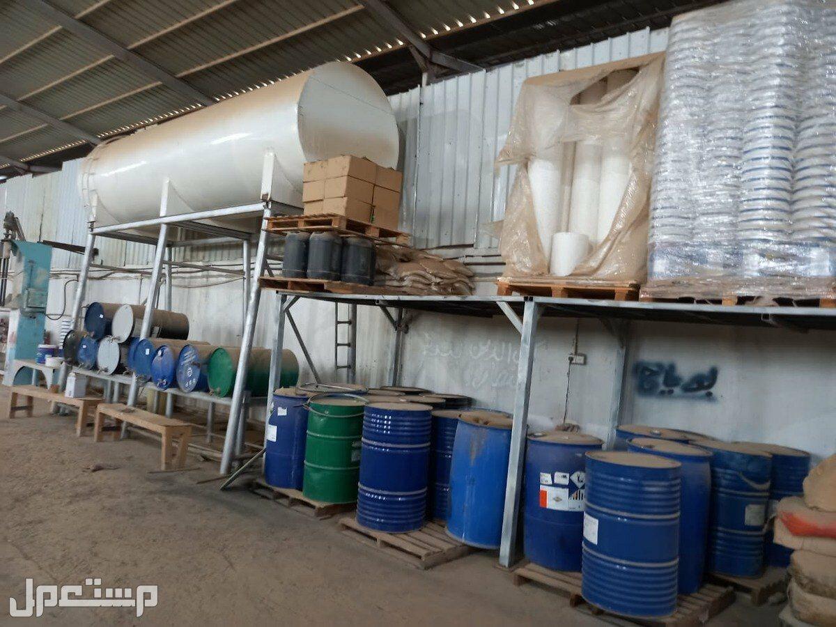 مصنع دهانات كامل للبيع