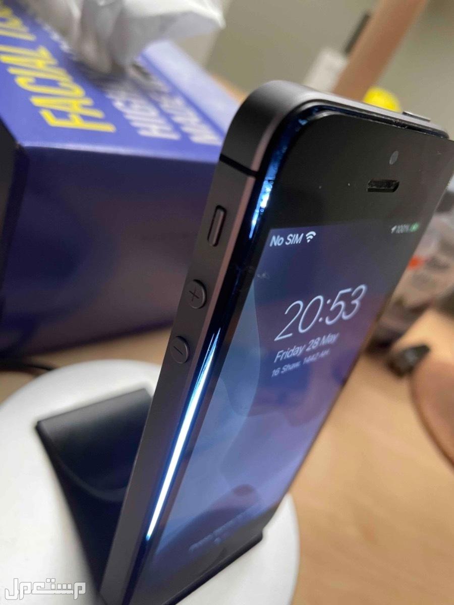 ايفون SE 1st generation 128 gb اسود
