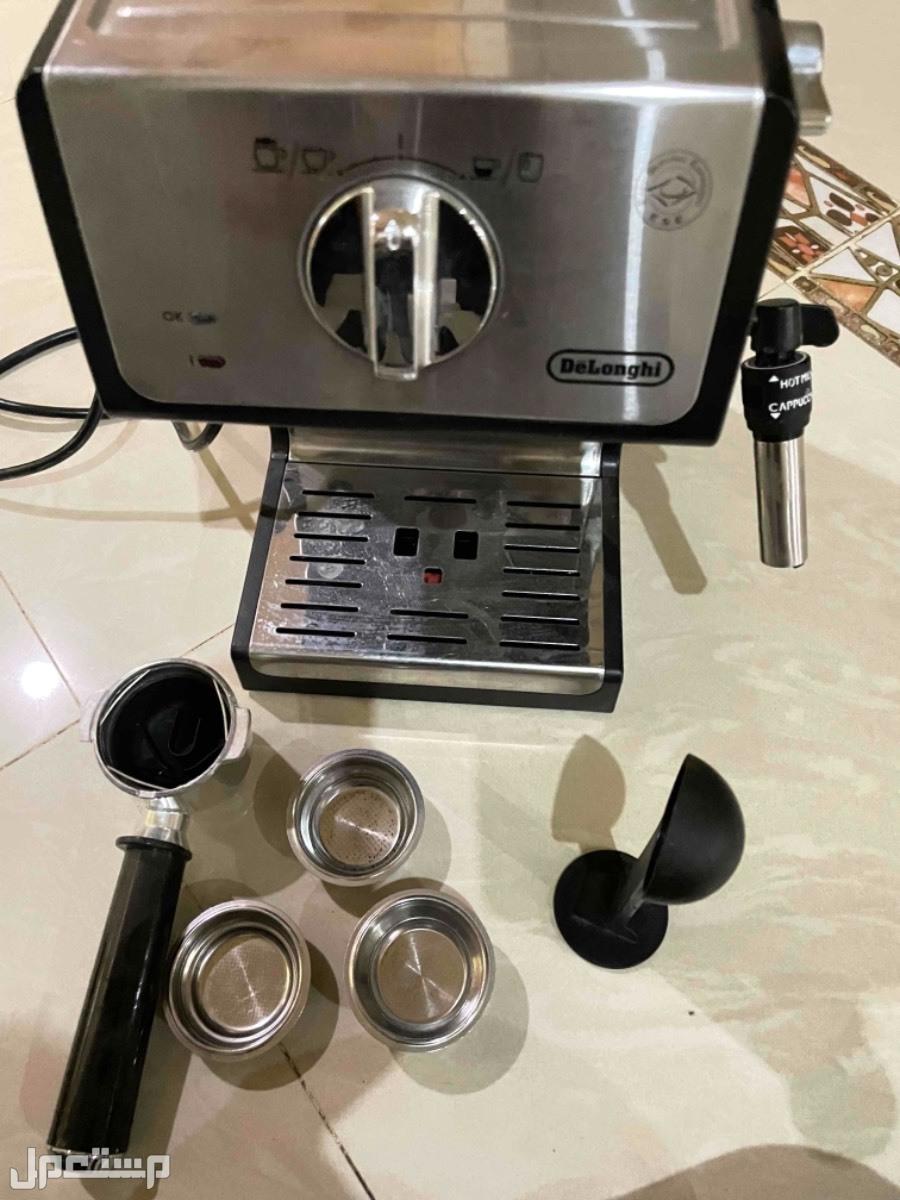 آلة تحضير القهوة