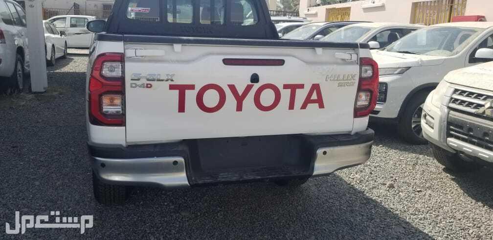 تويوتا هايلكس 2021 جديدة للبيع