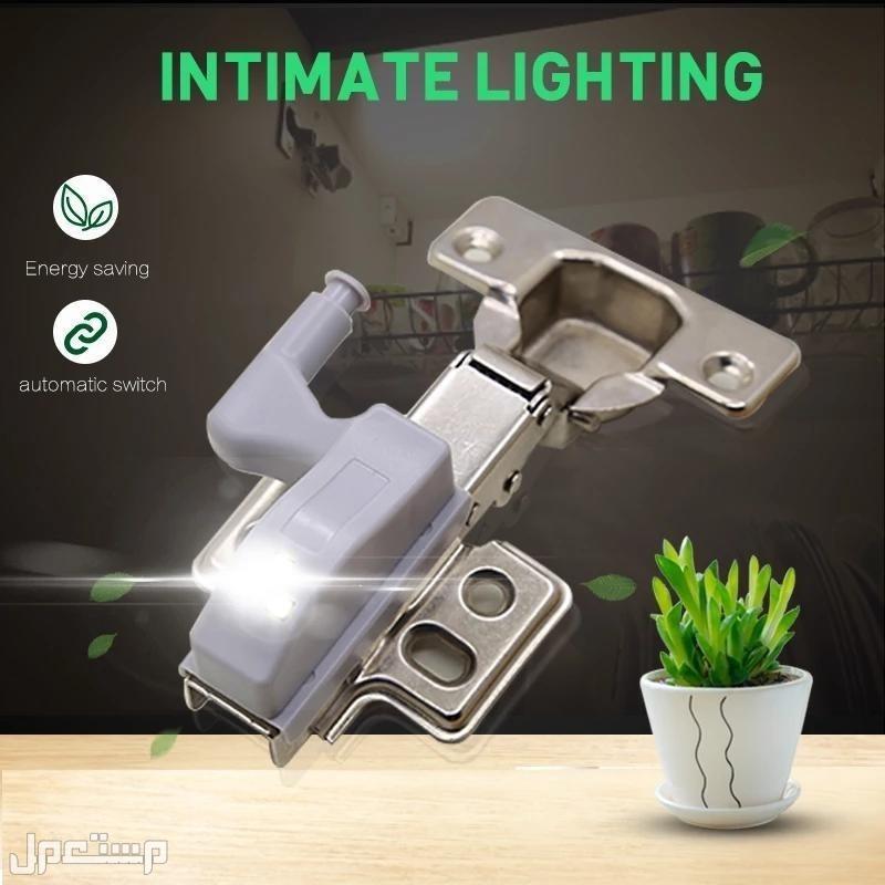 ااضاءة LED للدولاب و درج المكتب