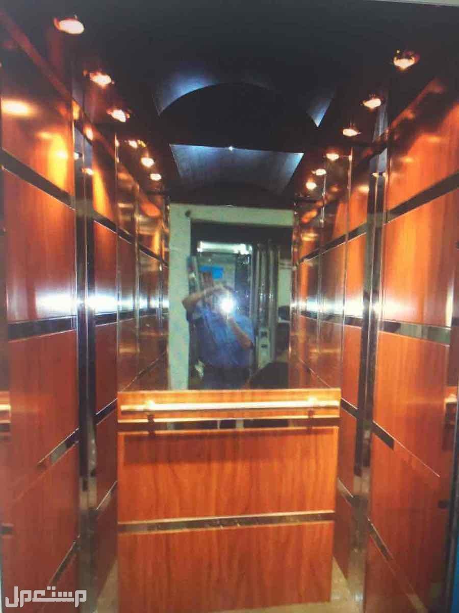 المصعد الماسي