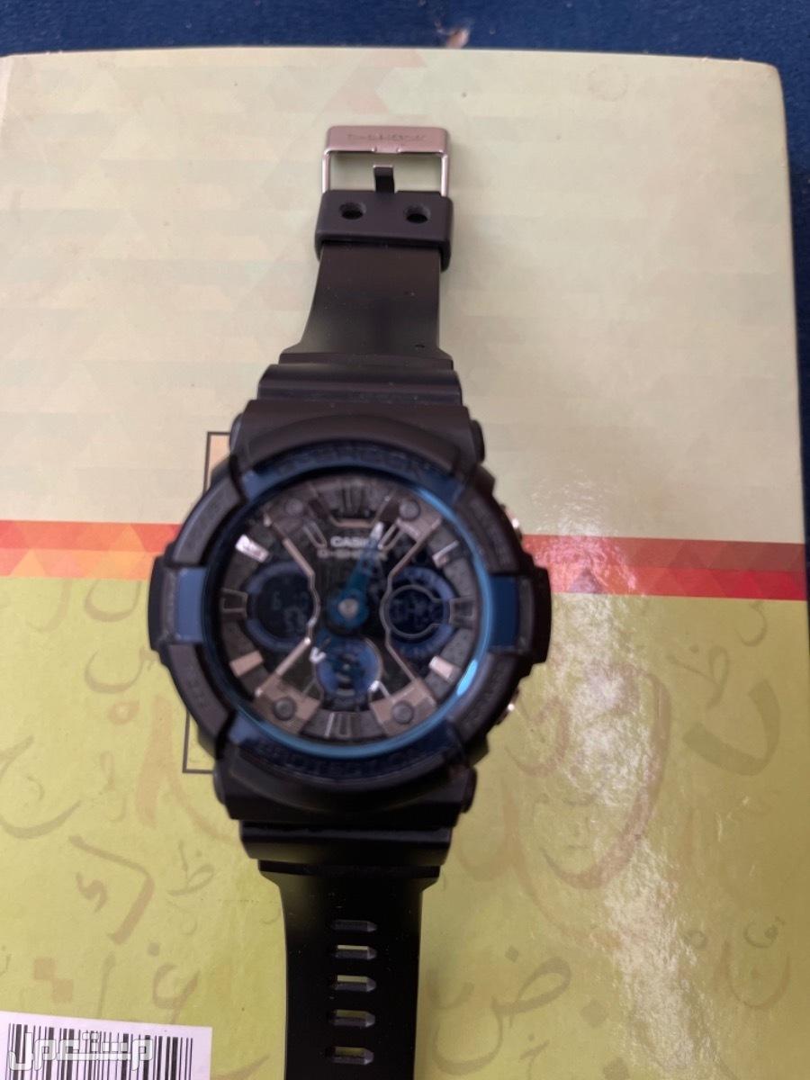 ساعة يد من Casio تم شراؤها من مكتبة جرير