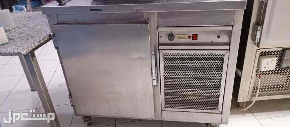 للبيع ادوات مطعم ثلاجة ارضية ستيل