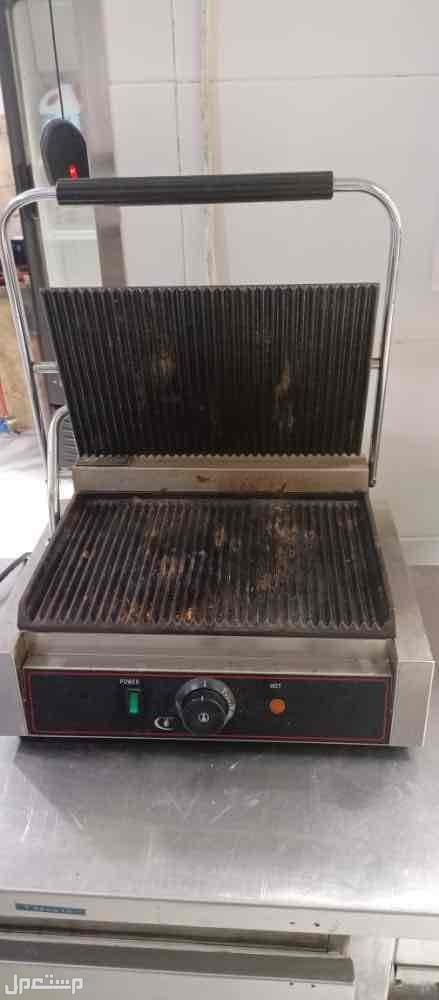 للبيع ادوات مطعم كباسة ساندويش كهربائية