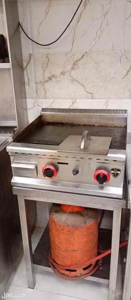 للبيع ادوات مطعم قريل غاز تركي