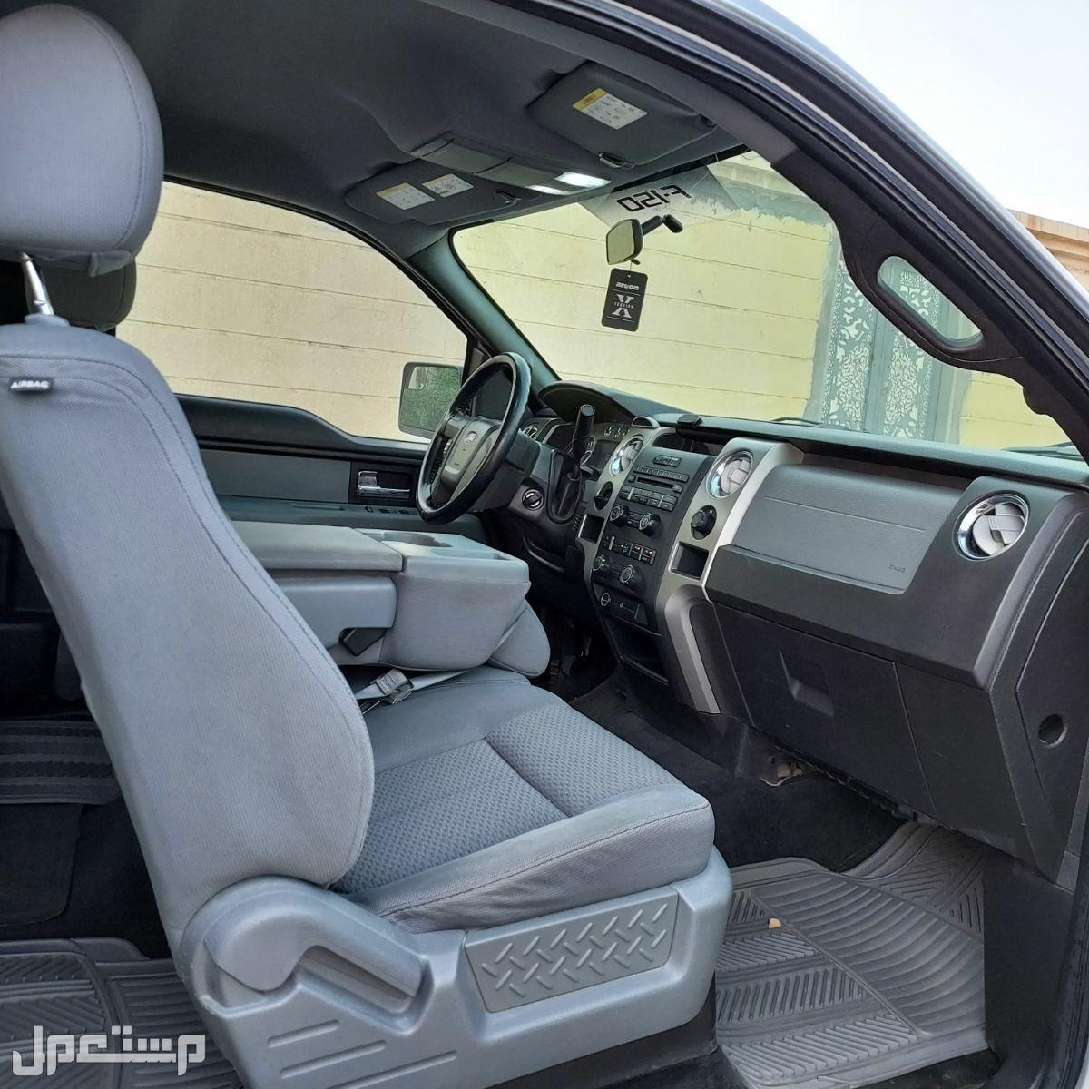 فورد F150 2012 مستعملة للبيع