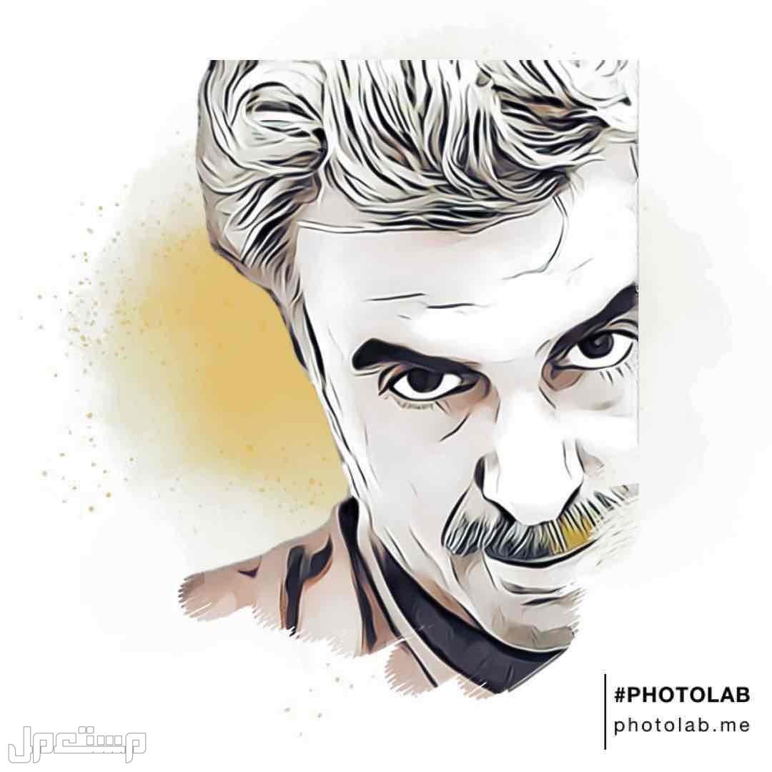 تحويل صورك الشخصيه لصور كرتونيه