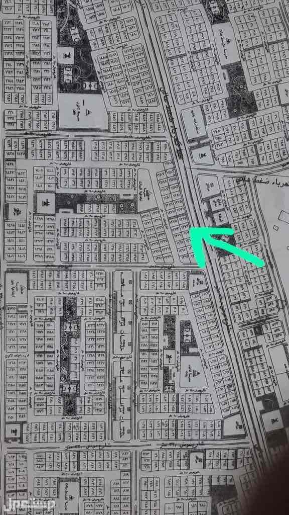أرخص أرض تجارية في جده شارع 60 متر بصك 290 ألف