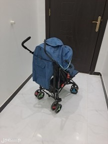 سرير أطفال /حباس / عربيه أطفال ب مقعدين /عربيه أطفال ب مقعد واحد