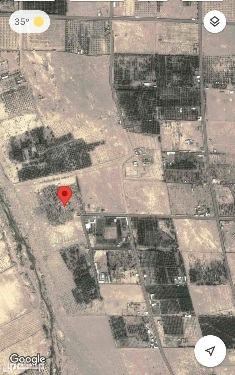 مزرعة قديمة للبيع تبعد عن المدينة 50 كيلو
