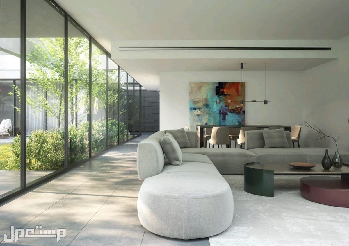 للبيع فيلا مستقلة  4 غرف + مسبح بمجمع سكني متكامل بالشارقة